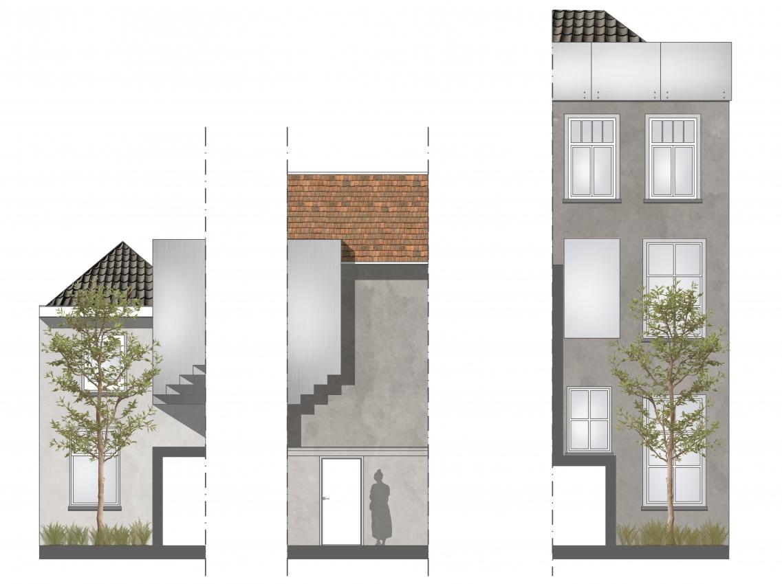 Rijksmonument Bakkerstraat