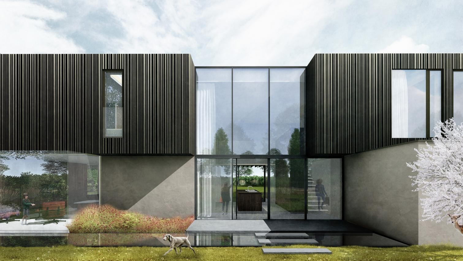 Villa R Bemmel